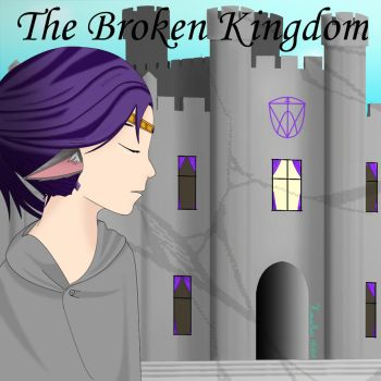 The Broken Kingdom  Titlepage by HaruoKitty