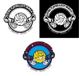 Logo Colt Volley-ball by tinyspit