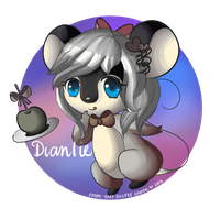 Secret Santa 2016- Dianlie by Poomph