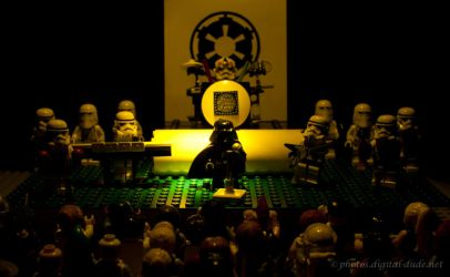Galactic Empire Got Talent by analogdude