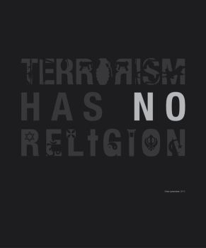 Terrorism has no religion by no-preview