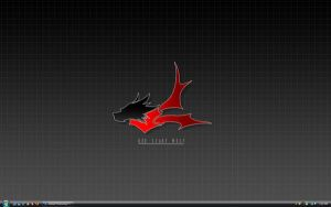 Red Scarf Wolf wallpaper by shanku