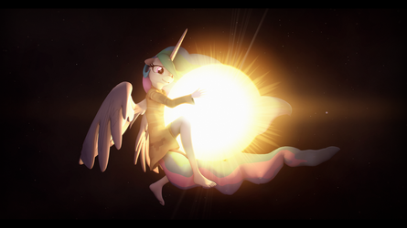[SFM] [MLP] Lightbulb In The Sky (Clothed Version) by ImAFutureGuitarHero