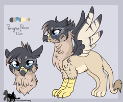 Griffin! by lulubellct