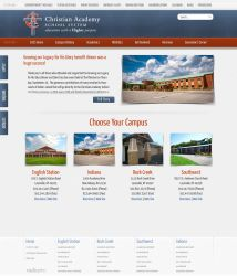 School Website by ipholio