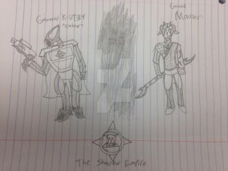 The Shadow Empire (PvZ-ish) by StantheSpider