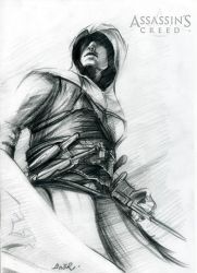 Altair sketch by JustAnoR