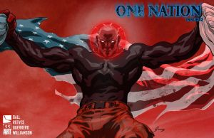 OneNation2 Alt Cover by 133art