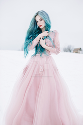 Snow Queen by thefirebomb