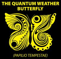 The Quantum Weather Butterfly by Mad42Sam