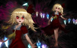 Flandre - Touhouvania Style by Primantis