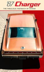 1967 Dodge Charger by AmericanMuscle