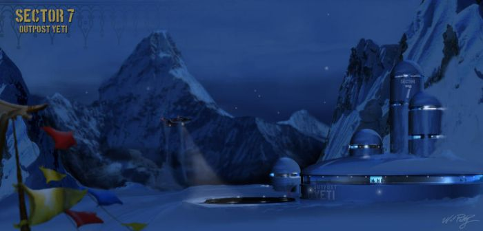 Sector 7 Outpost by WilPetty