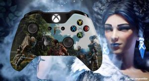 Fable Legends Fan art skin mod Xbox One by KrokoZero