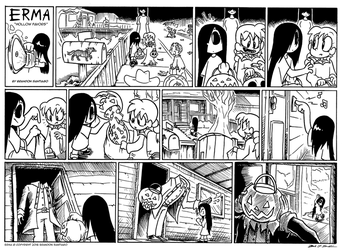 Erma- Hollow Favors by OUTCASTComix