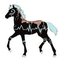 N3498 Padro Foal Design for DarkestNation by casinuba
