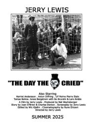 The Day The Clown Cried - Fan Poster by LewisDaviesPictures