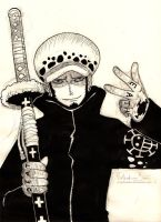Trafalgar Law by Nimphradora