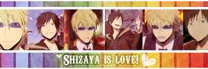 Shizaya color bar xD by Axela-The-Nobody