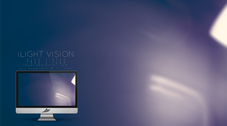 Light Vision Wallpaper by i5yal