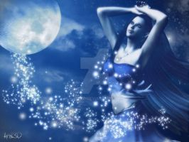 Bluemoon by Aral3D