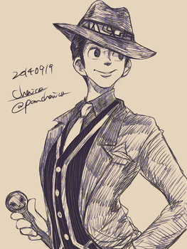 20's Boy by chacckco