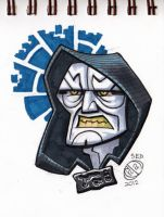 Emperor Palpatine by Chad73