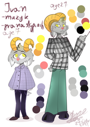 Ivan [ adopt OC ] by Catherin12