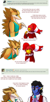 Teagan Answers #1 by Terastrial-Sprout