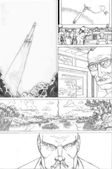 X-Men First Class Issue #8 pg. 5 by LipGlossary