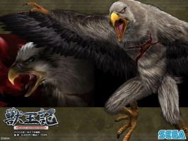 Altered Beast: Garuda by Lycans57