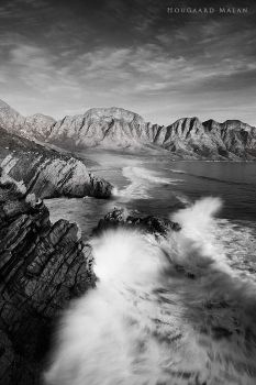 The Coastal Sculptor by hougaard