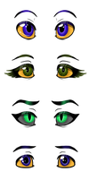 Fantroll Eye Practice by fluffae