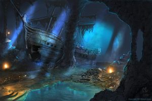 Pirate Ship by Miggs69