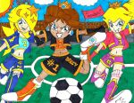 Soccer Shoot Out!!!!! by PhantomMasterRamos89