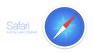 Safari Icon by Luke O'Sullivan by osullivanluke