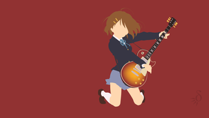 K-ON! - Hirasawa Yui by Krukmeister