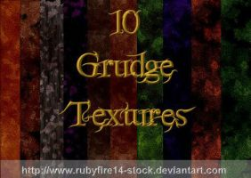 Grudge Textures by Rubyfire14-Stock