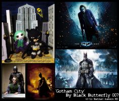 Gotham City: contest ver. by Si3art