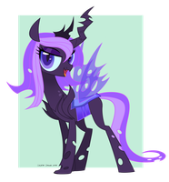 Changeling Queen Orchid by Wicklesmack