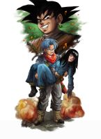 Trunks-final00 by TSHORYUKEN