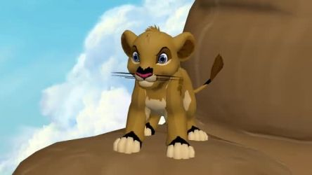 Our Lion Guard - OPENING [wip video]