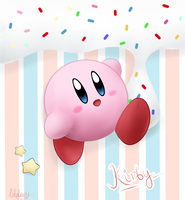Summer Kirby by LuLuLevy