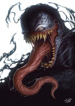 Venom.....again by Disse86