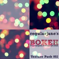 Bokeh Texture Pack 002 by regularjane