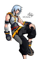 Riku KH3 Original by MCAshe