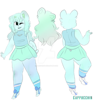 Astro Girl //open// adopt by milkiifrost