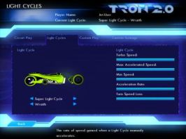 TRON 2.0 Killer App Mod New LC Color by TronFAQ by redrain85