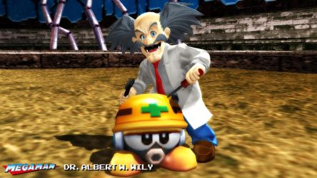 (MMD/XPS Model) Dr. Wily Download by SAB64