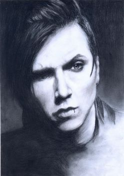 Andy Biersack by A7Xserbia98